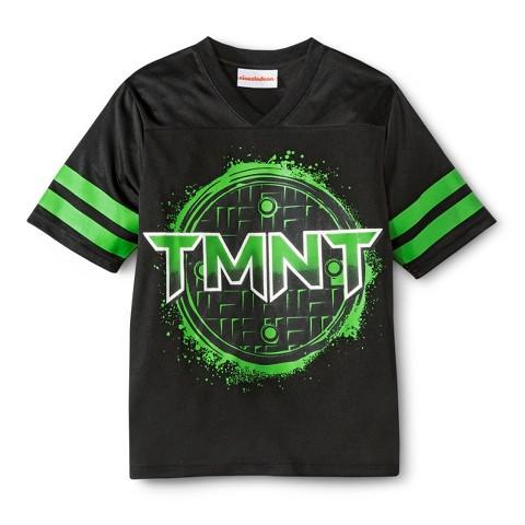 Teenage Mutant Ninja Turtles  Boy's Athletic Jersey