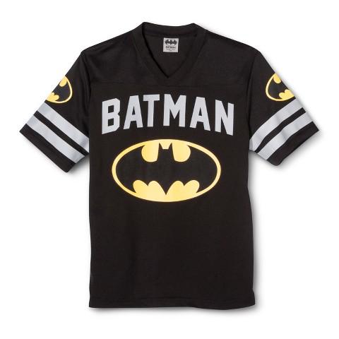 Batman Boy's Athletic Jersey