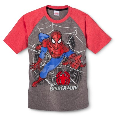 Spiderman Boys' Graphic Tee