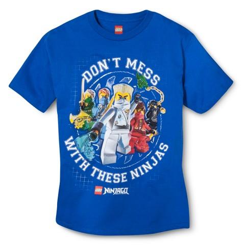 Lego® Ninjago Boys' Graphic Tee