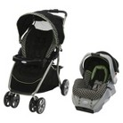 Graco Dynamo Lite Classic Connect Travel System Stroller- Hudson