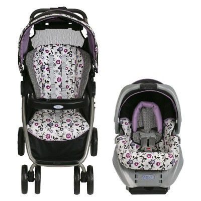Graco DynamoLite Classic Connect ™ Travel System - Paige