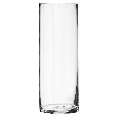 Medium Cylinder Glass Vase - Threshold™