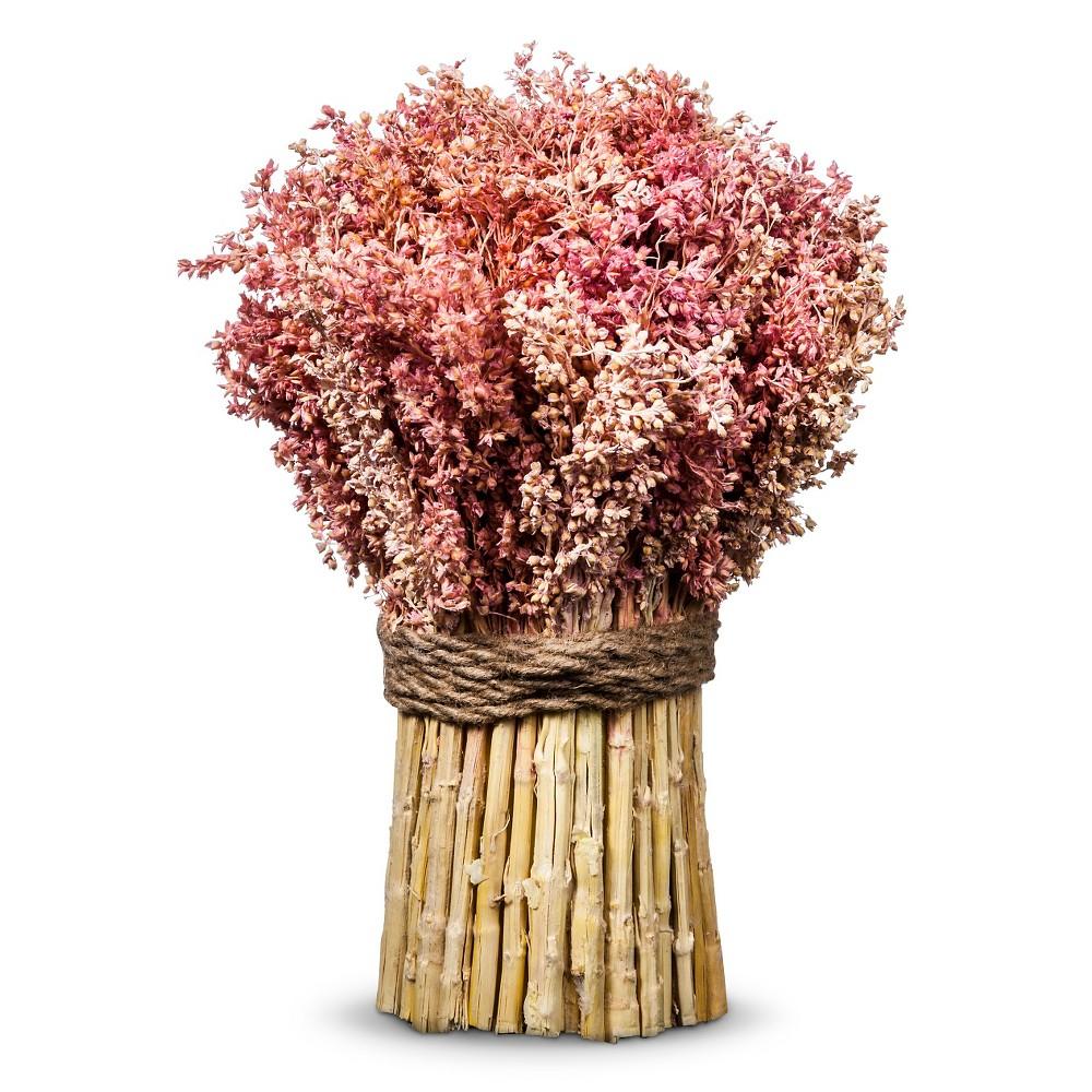 Smith hawken natural dried spring arrangement Smith and hawken
