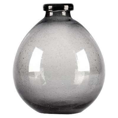 "13"" Glass Vase - Threshold™"