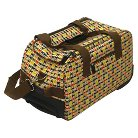 Orla Kiely Rolling Duffle Small Cars  Multicolor (21)