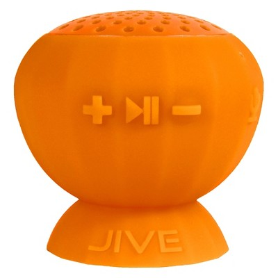 PC Treasures Lyrix Jive Touch Sensitive Controls Wireless Speakers - Orange (9012)