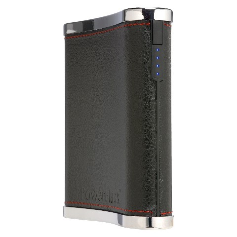 PC Treasures Props PowerFlask Multi-device Charger with Automatic Shut-Off - Black (8650)