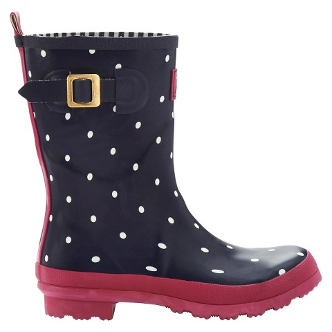 Wonderful Women39s Joules Rain Boot Molly Welly  Target