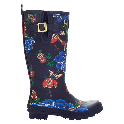 Model Women39s Joules Rain Boot Molly Welly  Target