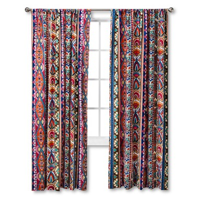 Mudhut™ Talavera Curtain Panel