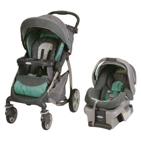Graco® Stylus™ Classic Connect™ LX Travel System - Winslet