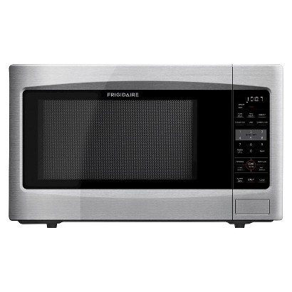 Frigidaire 1.2 Cu. Ft. Stainless Steel Countertop Microwave Oven