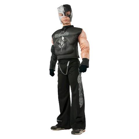 Boy's WWE - Deluxe Rey Mysterio Kids Costume