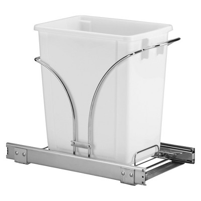 Design Trend® Glidez™ Under -Cabinet Caddy with Waste Can (5 Gallon)