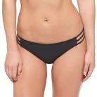 Multi Print Strappy Bikini Bottom - Xhilaration