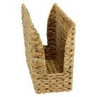 Household Essentials® Banana Leaf High-Side Magazine Rack - Natural
