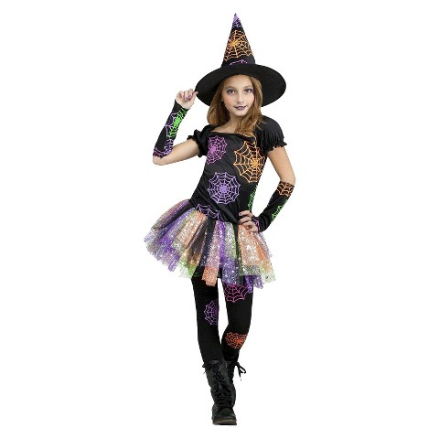 Child Wicked Witch Costume Wild Witch Child Costume
