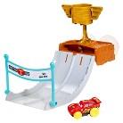 Disney Pixar Cars Hydro Wheels Piston Cup Splash Off Playset