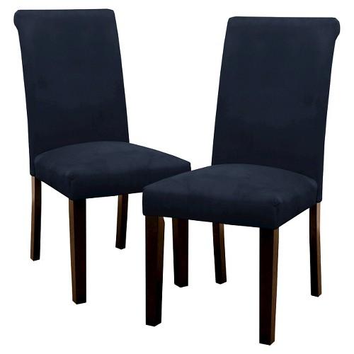 Avington Velvet Dining Chair (Set of 2)