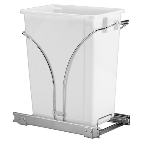 Design Trend® Glidez™ Under-Cabinet Caddy with Waste Can (9 Gallon)