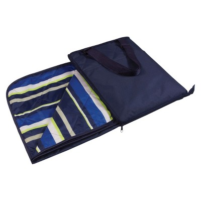 Picnic Time Vista Blanket Tote - Multicolor