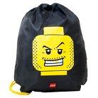LEGO Cinch Sack - Black