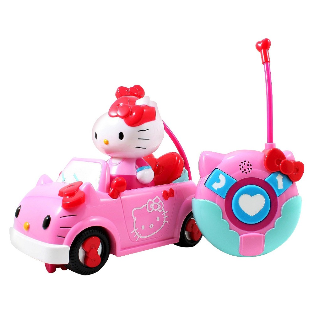 Hello Kitty Toys At Target : Upc hello kitty remote control car jada