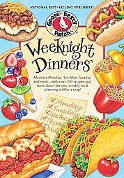Weeknight Dinners (Hardcover)