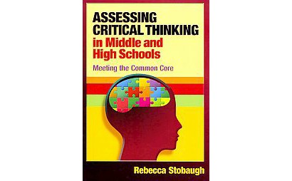 promoting and assessing critical thinking Promoting critical thinking, and information instruction in a to promote critical thinking she indicated that assessing the number of search records could.