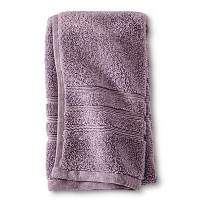 Fieldcrest® Luxury Hand Towel - Hazy Plum