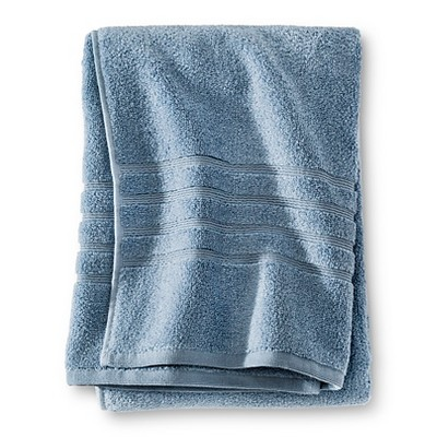 Fieldcrest® Luxury Bath Towel - Chicory Blue