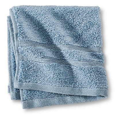 Washcloth - Chicory Blue - Fieldcrest™