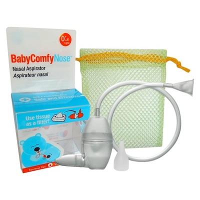 Baby Comfy Nose Nasal Aspirator - Crystal Clear