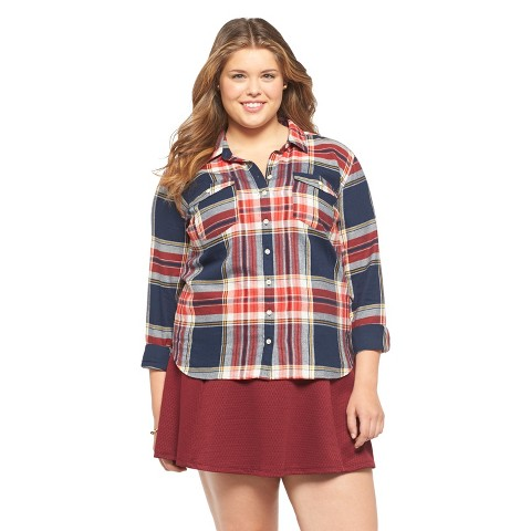 Flannel Shirts For Plus Size Women Plus Size Flannel Shirts