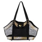 New York Dog® Leopard Open Tote