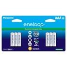 Panasonic eneloop Rechargeable 12 AAA Batteries (PBK4MCCA12SA)
