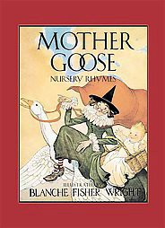 Mother Goose Nursery Rhymes (Hardcover)