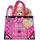 Barbie Loves Lacey / Adora a Lacey (Bilingual) (Board)