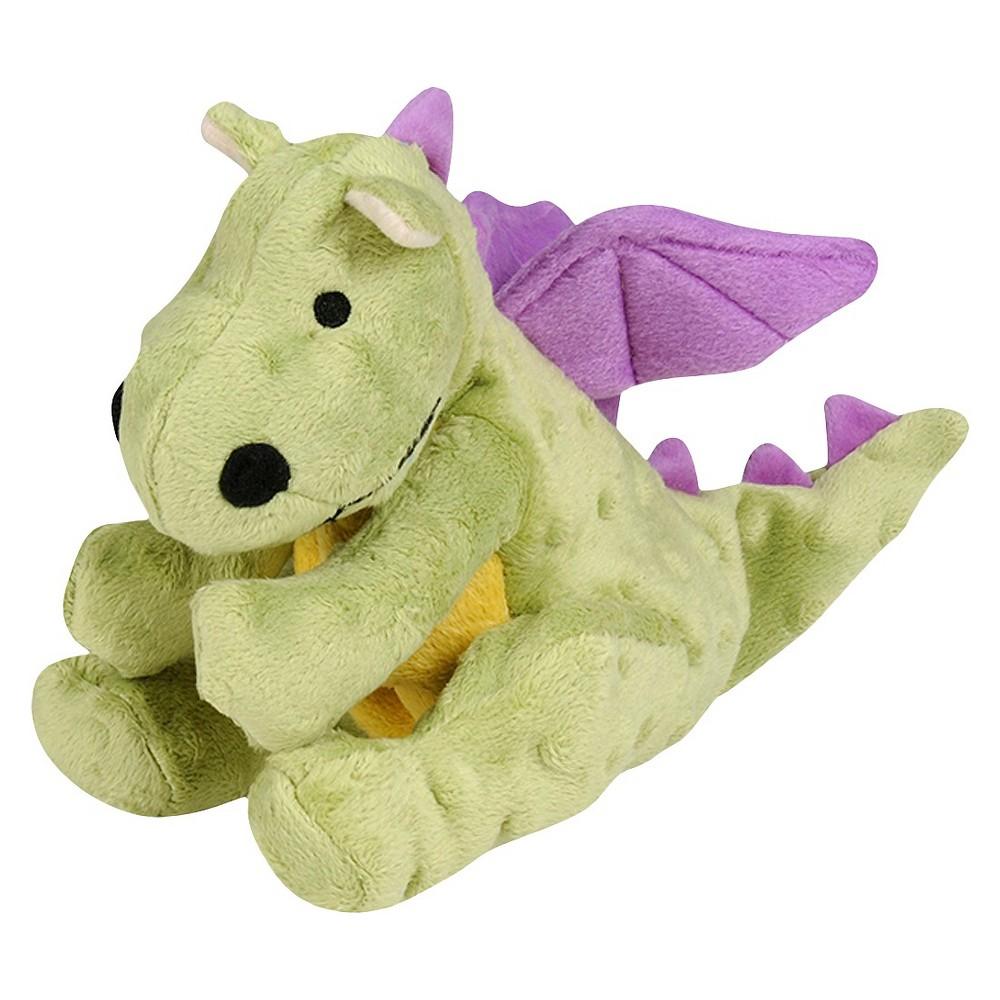 Upc 743723706391 Godog Lime Dragon Dog Toy With Chew