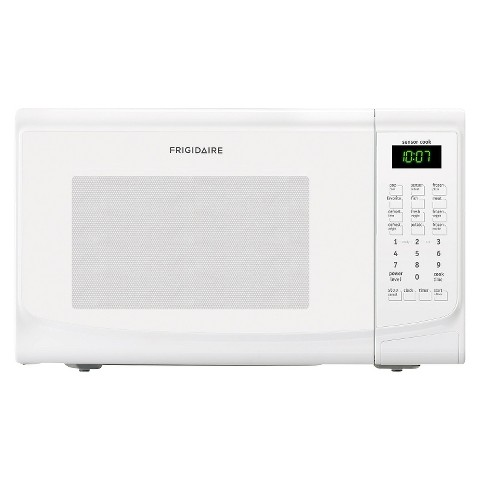 Frigidaire 1.4 Cu. Ft. White Countertop Microwave