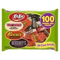 100-Piece Hershey's Candy Assortment