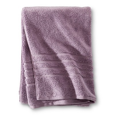 Fieldcrest® Luxury Bath Sheet - Hazy Plum