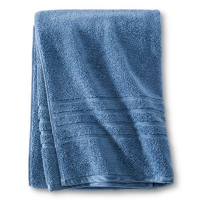 Fieldcrest® Luxury Bath Sheet - Kettle Blue