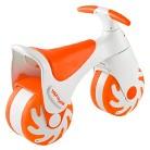 Bouncycle Riding Toy - White /Orange (8.0 Lb)
