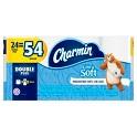 Charmin Ultra Soft Toilet Paper 24 Double Plus Rolls