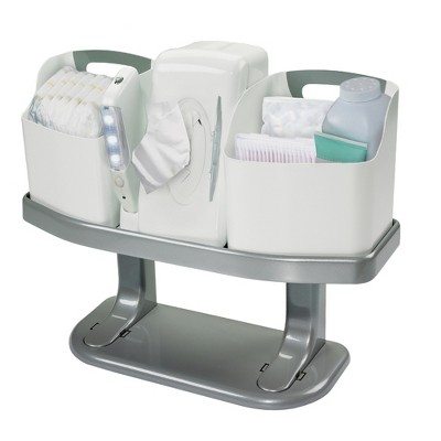 Baby's Journey Diaper Changing Center - Gray