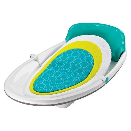 baby 39 s journey easy reach baby bath tub aqua target. Black Bedroom Furniture Sets. Home Design Ideas