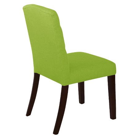 Tufted Linen Dining Chair Skyline Target