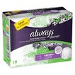 Always Discreet Moderate Absorbency Incontinence Underwear Large